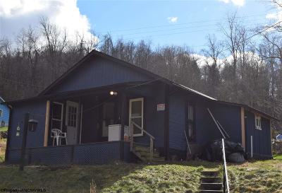 Morgantown Single Family Home For Sale: 107 Lower Booth Road