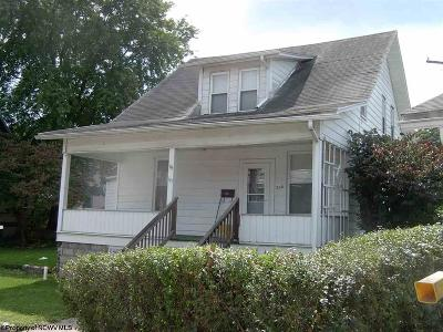 Westover Single Family Home Contingent: 445 Dunkard Avenue