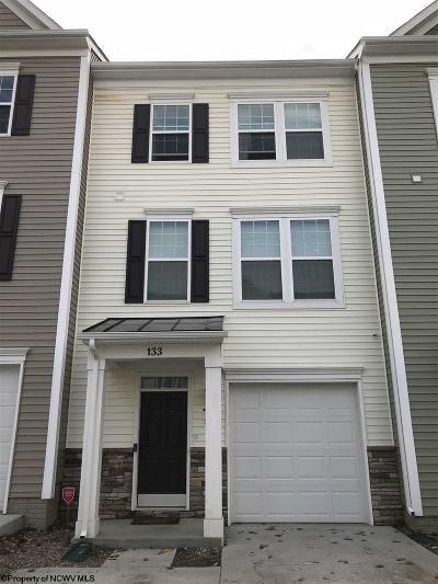 Morgantown WV Condo/Townhouse For Sale: $189,900