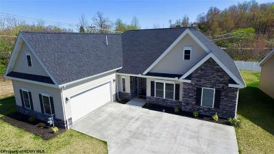 Morgantown Single Family Home For Sale: 116 Legacy Drive