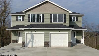 Morgantown WV Condo/Townhouse Back On Market: $199,900