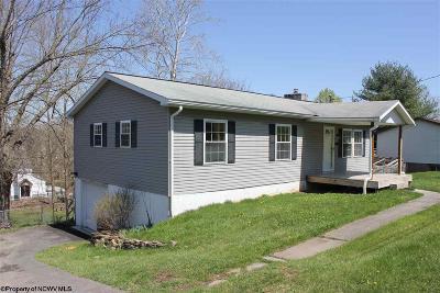 Morgantown Single Family Home Back On Market: 418 Shawnee Drive