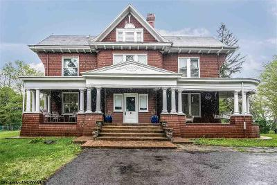 Terra Alta Single Family Home For Sale: 102 Aurora Avenue