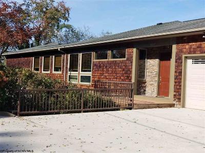 Morgantown Single Family Home For Sale: 607 Sherman Avenue