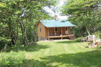 Harman Single Family Home For Sale: 814 Rocky Road