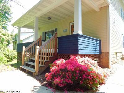 Morgantown Single Family Home Contingent: 528 Union Avenue