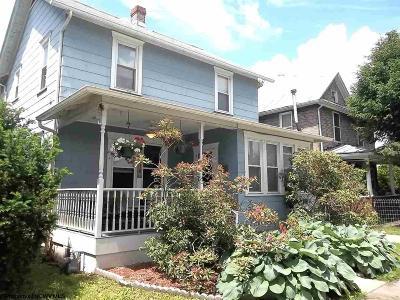 Elkins Single Family Home For Sale: 1712 S Davis Avenue