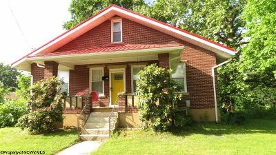 Elkins Single Family Home Contingent: 409 10th Street