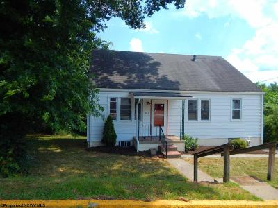 Morgantown Single Family Home Contingent: 812 Price Street
