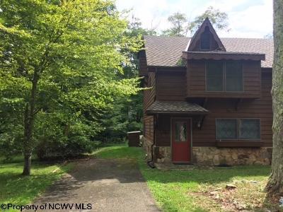 Davis Condo/Townhouse For Sale: E-1 Cedar Place Road