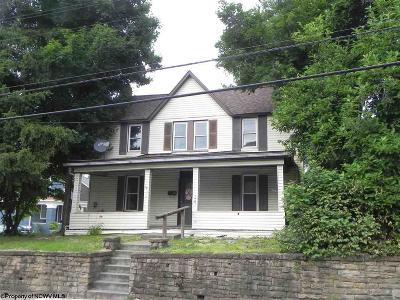 Morgantown Single Family Home For Sale: 201 Kingwood Street