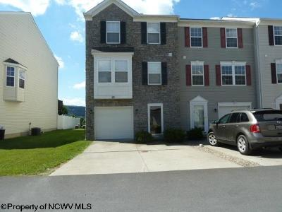 Morgantown Condo/Townhouse For Sale: 25 Robin Lane
