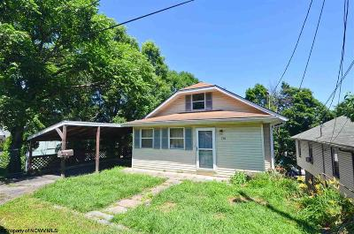 Westover Single Family Home For Sale: 136 Ohio Avenue