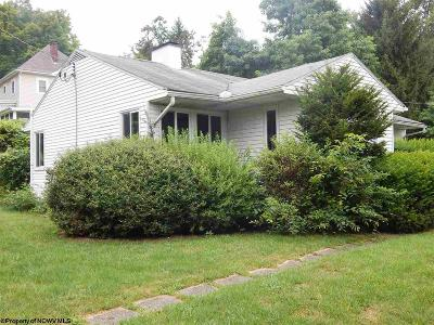 Morgantown WV Single Family Home New: $150,000