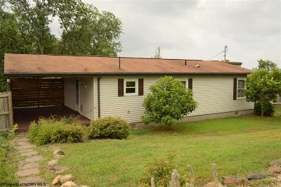 Morgantown WV Single Family Home New: $155,500