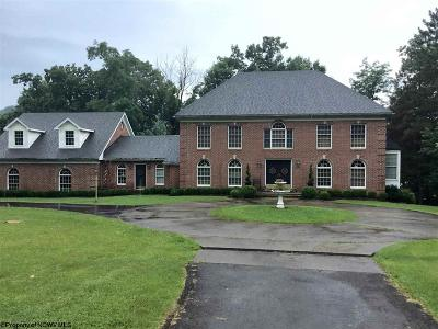 Morgantown WV Single Family Home New: $1,250,000
