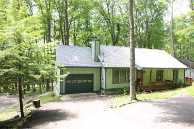 Terra Alta Single Family Home New: 193 Pond Lily Lane