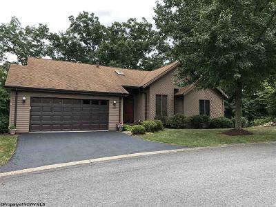 Morgantown Single Family Home Contingent: 1007 Greystone Circle