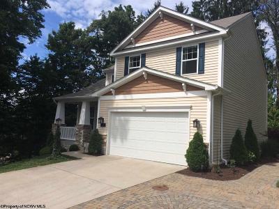 Morgantown Single Family Home Contingent: 116 Casey Lane
