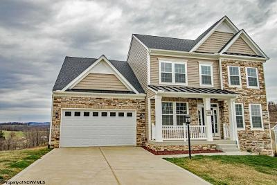 Morgantown Single Family Home For Sale: 1010 October Way