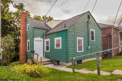 Morgantown Single Family Home For Sale: 224 Belmar Avenue