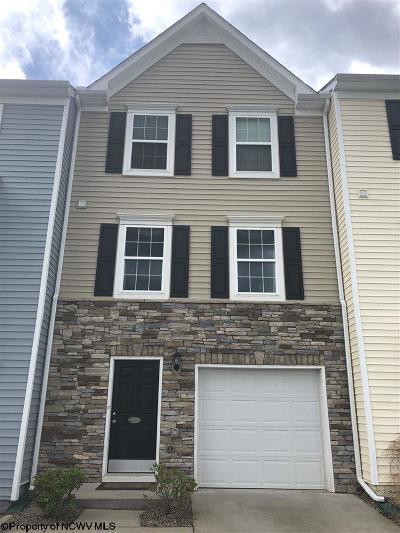 Morgantown WV Condo/Townhouse Contingent: $214,000