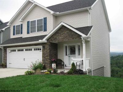 Morgantown WV Single Family Home For Sale: $319,900