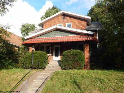 Morgantown WV Single Family Home For Sale: $171,250