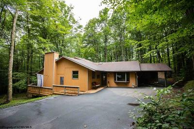 Single Family Home For Sale: 477 Ridge Road