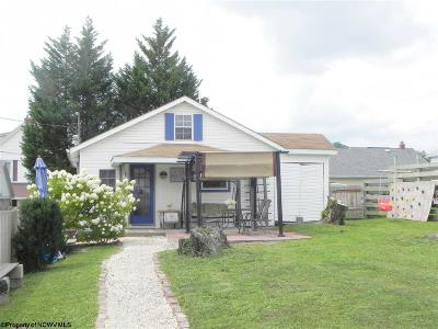 Morgantown WV Single Family Home New: $109,850