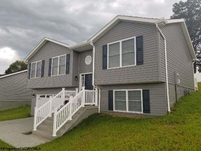 Morgantown WV Single Family Home New: $219,900
