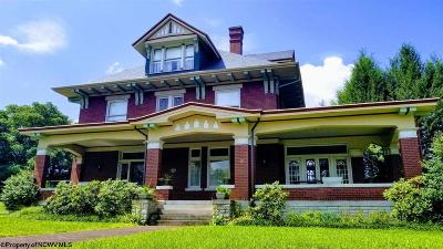 Morgantown Single Family Home For Sale: 228 S Walnut Street
