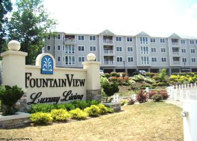 Morgantown WV Condo/Townhouse New: $189,900