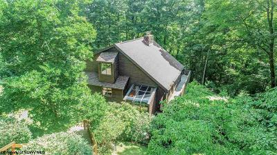 Morgantown Single Family Home For Sale: 192 Hickory Ridge Road