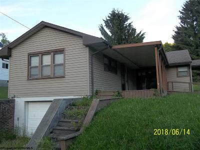 Morgantown Single Family Home For Sale: 3752 Grafton Road