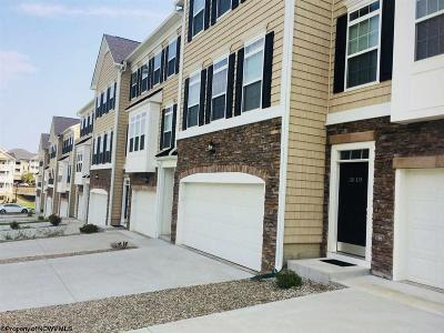 Morgantown Condo/Townhouse New: 3019 Sun View Drive