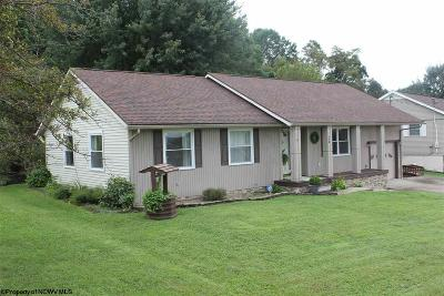 Morgantown Single Family Home New: 118 Estate Drive