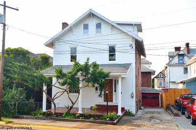 Morgantown Single Family Home New: 325 Wilson Avenue