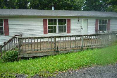 Morgantown Single Family Home For Sale: 37 Phillips Road