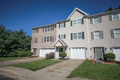 Morgantown WV Condo/Townhouse Back On Market: $193,000