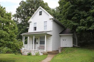 Morgantown Single Family Home Contingent: 500 Conn Street