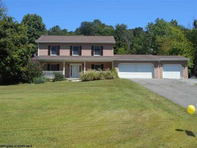 Morgantown Single Family Home For Sale: 364 Arbogast Lane