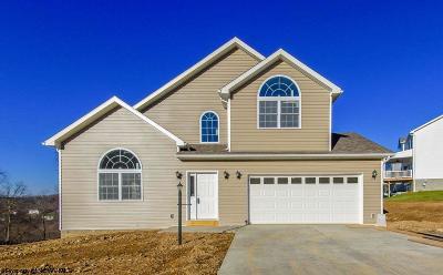 Morgantown Single Family Home For Sale: 122 Landing Drive