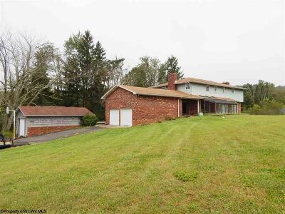 Morgantown Single Family Home For Sale: 369 Bowers Lane