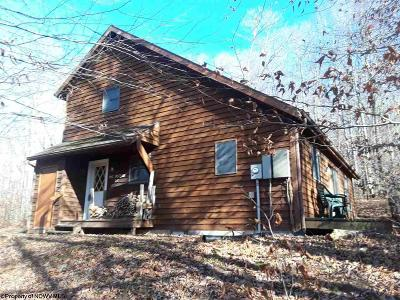 Davis Single Family Home For Sale: 170 Cabin Mountain Road