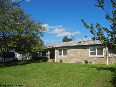 Morgantown Single Family Home For Sale: 1272 Broadview Drive