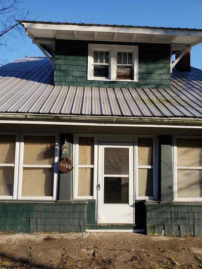 Morgantown Single Family Home For Sale: 1100 Denver Avenue