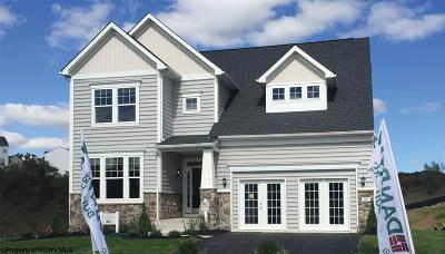 Morgantown Single Family Home For Sale: Tide Way