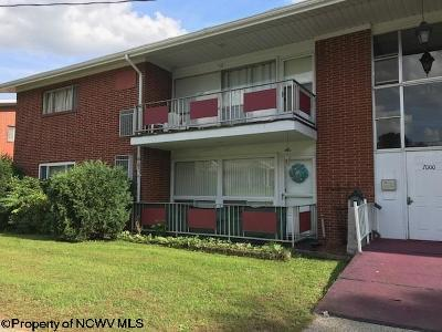 Morgantown Condo/Townhouse Contingent: 7201 Mountainview Manor