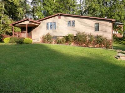 Morgantown Single Family Home For Sale: 121 Morgan Drive